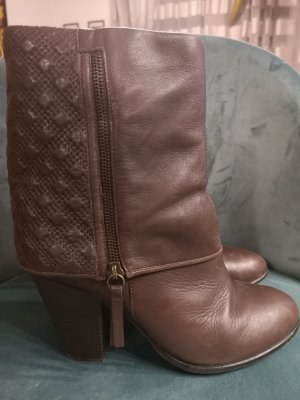 Arezzo Ankle Boots dark brown