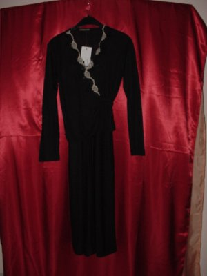 House-Frock black