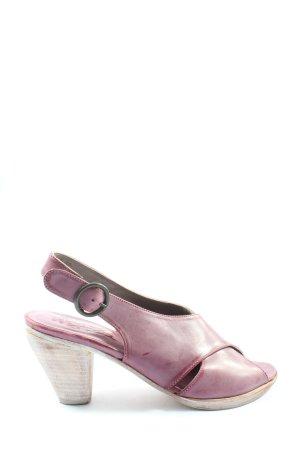Argila Platform High-Heeled Sandal light grey casual look
