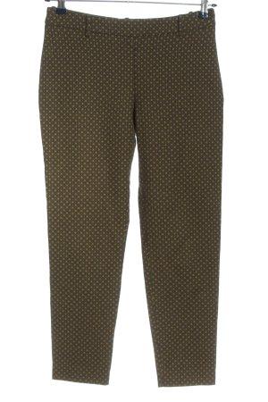 Argonne Pantalone a vita bassa motivo grafico stile casual