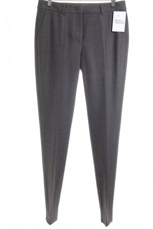 Argonne Low-Rise Trousers grey business style