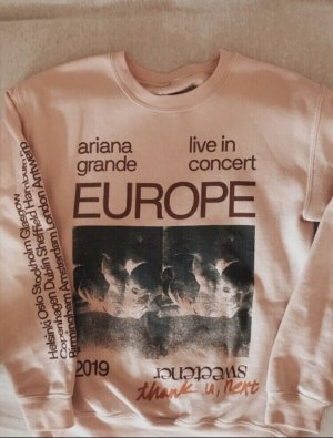 andere Marke Pull oversize or rose