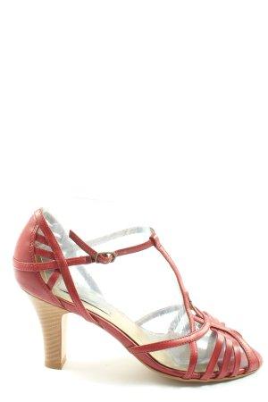 Ariane High Heel Sandaletten rot Casual-Look