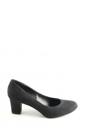 Ariane High Heels schwarz Business-Look