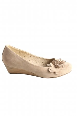 Ariane High Heels creme Casual-Look