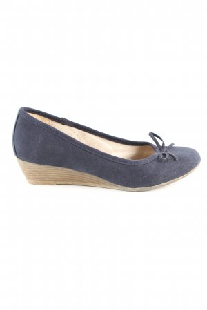 Ariane Keil-Pumps blau Casual-Look