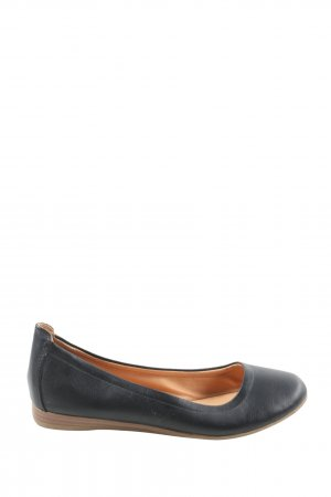 Ariane Classic Ballet Flats blue casual look