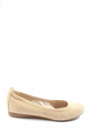 Ariane Klassische Ballerinas wollweiß Casual-Look