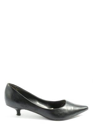 Ariane Spitz-Pumps schwarz extravaganter Stil