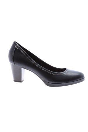 Ariane Loafer nero stile casual