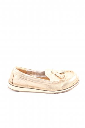 Ariat Moccasins natural white casual look