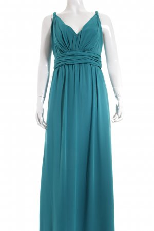 Ariella Evening Dress turquoise elegant