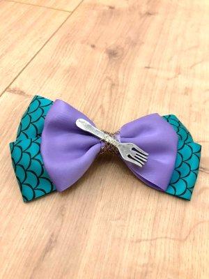 Disney Barrette violet-bleu cadet
