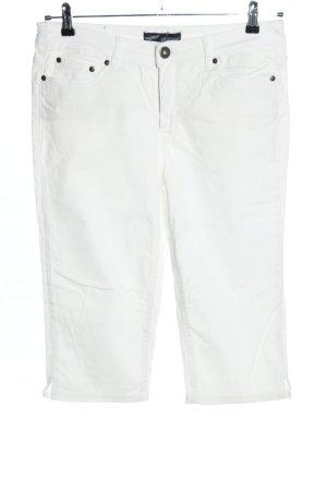 Arizona Pantalon 3/4 blanc style décontracté