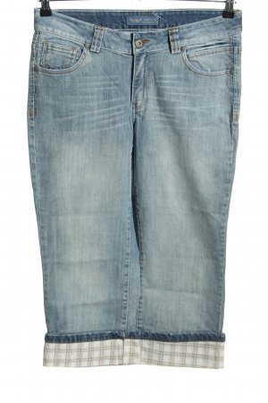Arizona 3/4 Jeans blau Casual-Look
