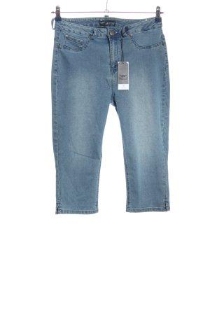 Arizona 3/4 Jeans blau Casual-Look