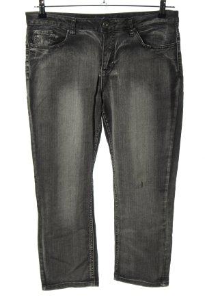Arizona 7/8 Length Jeans black casual look