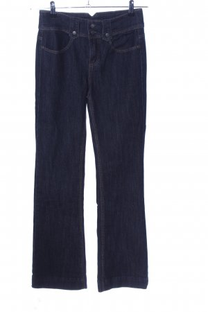 Arizona Boot Cut Jeans blau Casual-Look