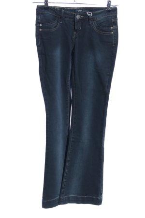 Arizona Jeans bootcut bleu style décontracté