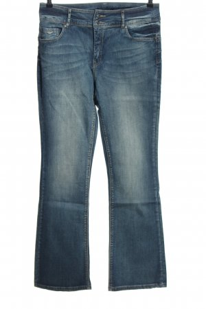 Arizona Boot Cut Jeans blau Casual-Look