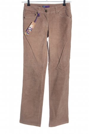 Arizona Cordhose braun Casual-Look