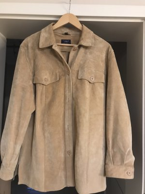 Arizona Leather Jacket beige leather