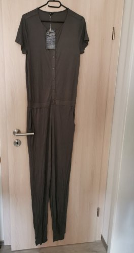 Arizona Damen Overall Jumpsuit kurzarm Einteiler Größe 38 (182) NEU