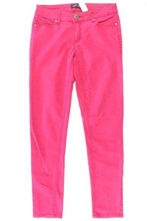 Arizona Five-Pocket Trousers light pink-pink-pink-neon pink cotton
