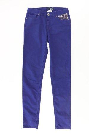 Arizona Five-Pocket Trousers blue-neon blue-dark blue-azure
