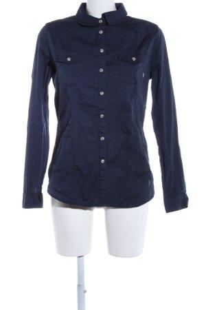 Arizona Hemd-Bluse blau Casual-Look