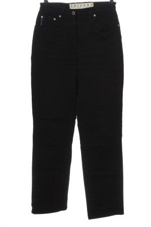 Arizona Jeans taille haute noir style décontracté