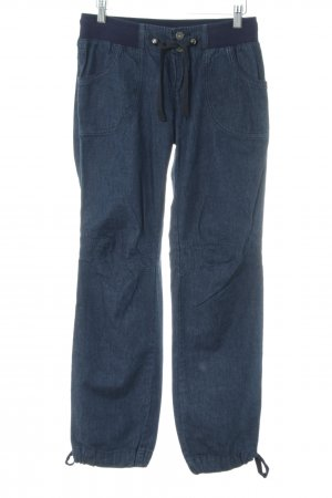 Arizona Baggyjeans blau Casual-Look