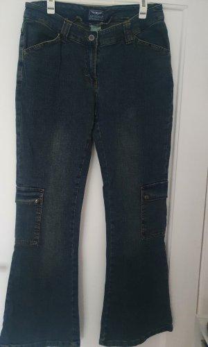 Arizona Boot Cut Jeans blue-dark blue