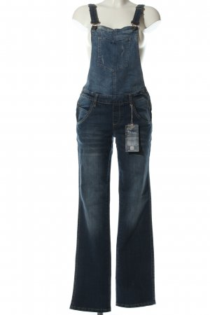 Arizona Bib Denim blue casual look