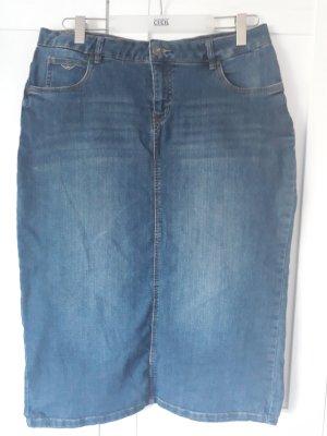 Arizona Denim Skirt blue-dark blue mixture fibre