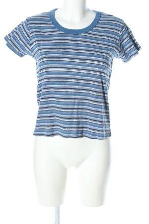Arizona T-shirt rayé motif rayé style décontracté