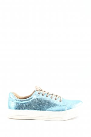 Arizona Lace-Up Sneaker blue casual look