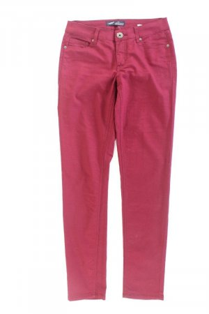 Arizona Skinny Jeans Größe 38 rot aus Baumwolle