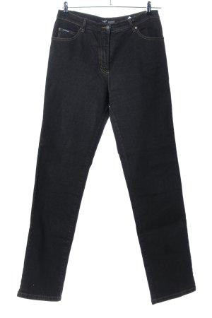 Arizona Slim Jeans schwarz Casual-Look