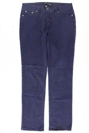 Arizona Jeans a gamba dritta blu-blu neon-blu scuro-azzurro