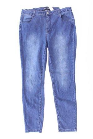 Arizona Jeans a gamba dritta blu-blu neon-blu scuro-azzurro Cotone