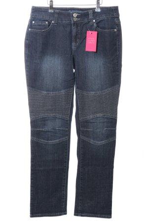 Arizona Straight-Leg Jeans blau Casual-Look