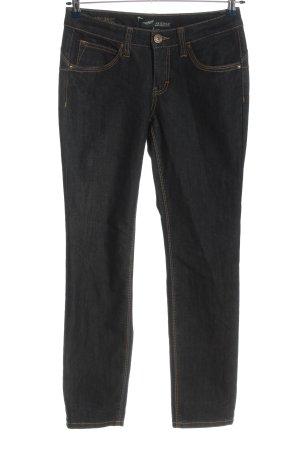 Arizona Jeans coupe-droite noir style décontracté