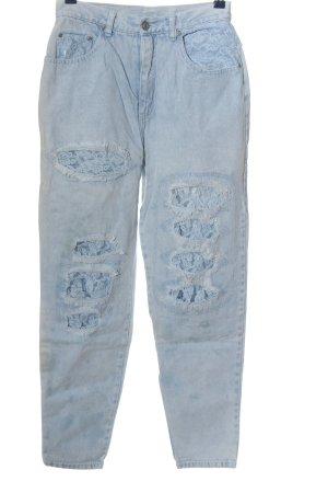 Arizona Jeans boyfriend bleu style décontracté