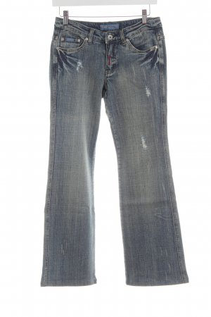 Arizona Straight Leg Jeans blue-light grey casual look