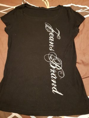 Arizona T-Shirt black-gold-colored