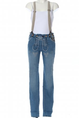 Arizona Latzjeans blau Casual-Look
