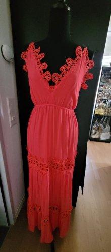 Ark & Co Summer Dress raspberry-red-magenta