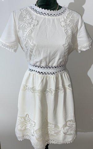 Ark & Co - neues Sommerkleid - creme