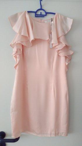 Ark & Co Robe à manches courtes rosé